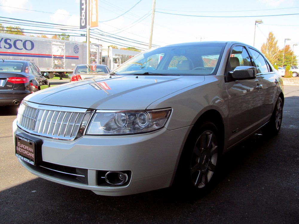 2007 lincoln mkz awd for sale near middletown ct ct lincoln dealer stock 622123. Black Bedroom Furniture Sets. Home Design Ideas