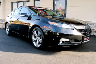 2012 Acura TL SH-AWD w/Advance