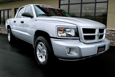 2011 Ram Dakota V6 Crew Cab  4x4 Big Horn