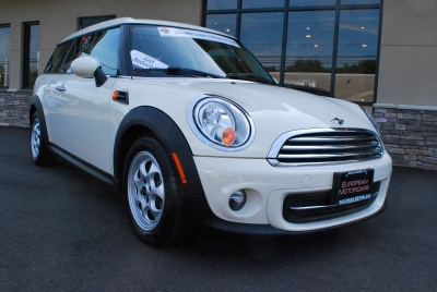 2014 MINI Cooper Clubman 3-door