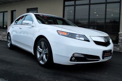 2013 Acura TL Advance  V6