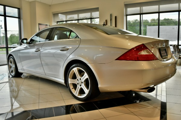 2006 mercedes benz cls class cls500 for sale near for Euro motorcars mercedes benz