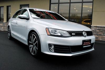2013 Volkswagen Jetta GLI PZEV