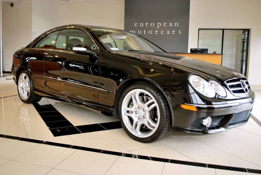 2008 mercedes benz clk class 550 for sale near middletown for Euro motorcars mercedes benz