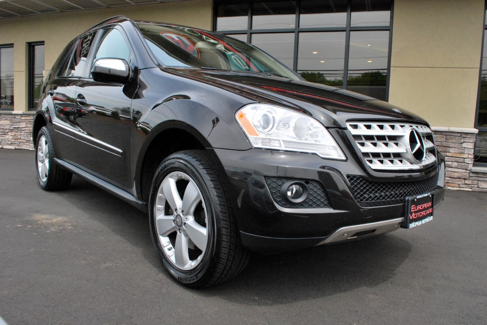 2009 mercedes benz m class ml350 4matic for sale near