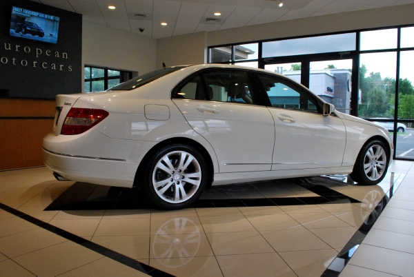 2010 mercedes benz c class c300 4matic luxury for sale for Euro motorcars mercedes benz