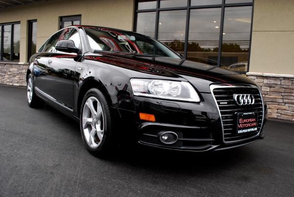 2011 Audi A6 3.0T quattro Premium Supercharged