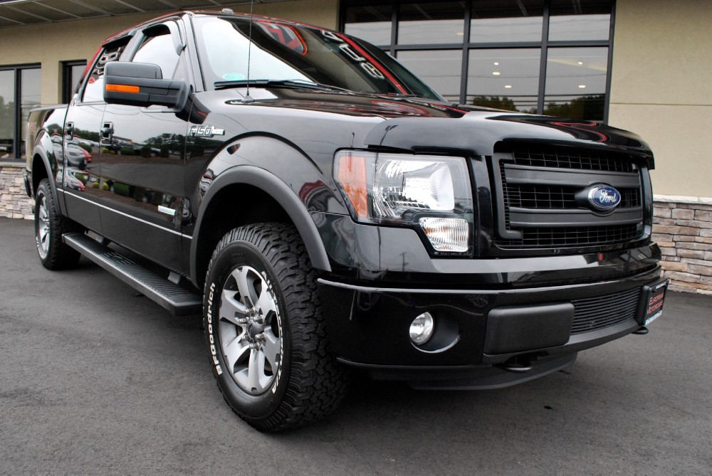 2013 ford f 150 fx4 supercrew for sale near middletown ct - 2013 ford f 150 interior accessories ...