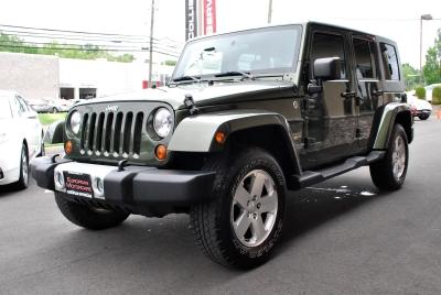 2009 jeep wrangler unlimited sahara for sale near middletown ct ct jeep dealer stock 734850. Black Bedroom Furniture Sets. Home Design Ideas