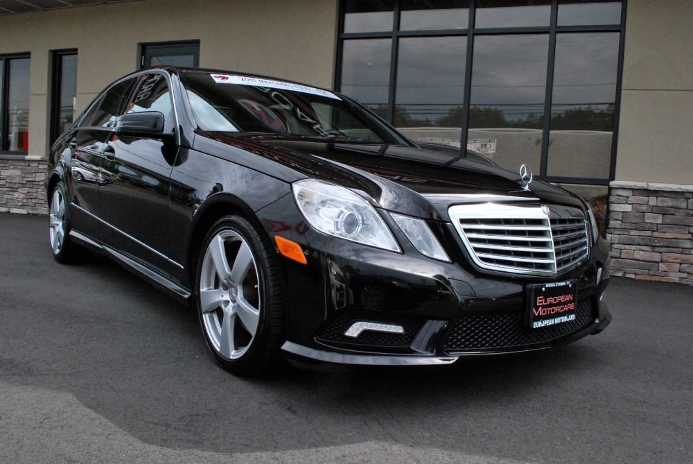 2011 mercedes benz e class e350 sport 4matic for sale in for Mercedes benz albany ny