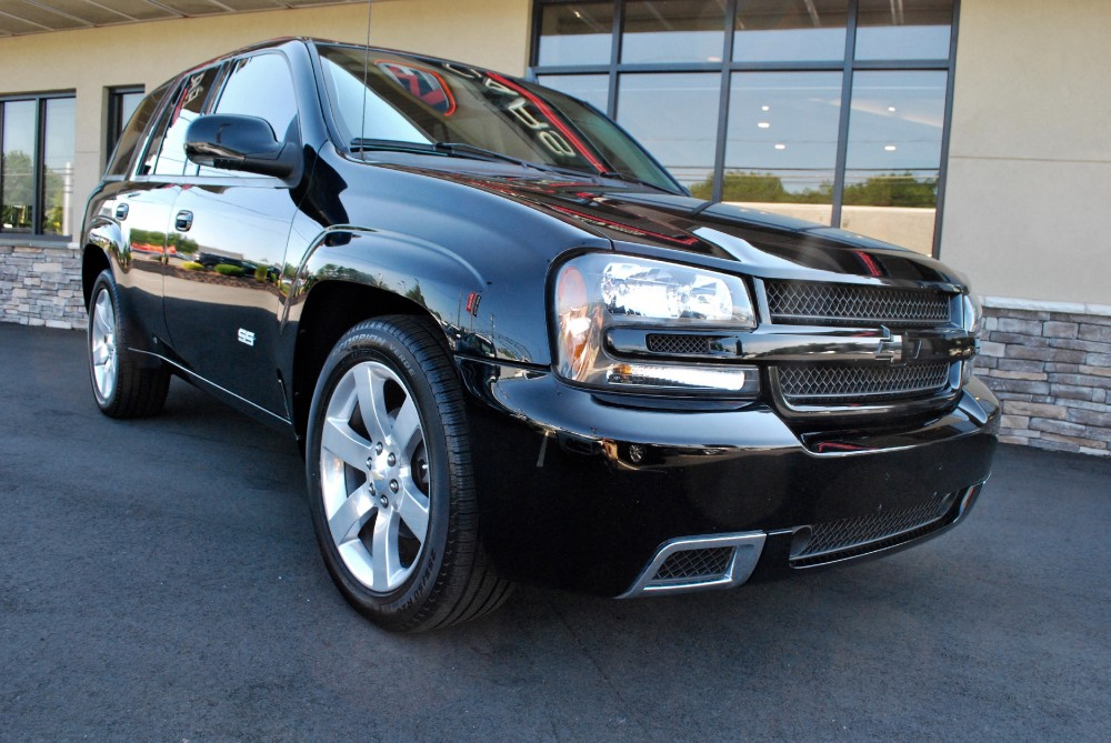 2008 chevrolet trailblazer ss for sale near middletown ct ct chevrolet dealer stock 203106. Black Bedroom Furniture Sets. Home Design Ideas