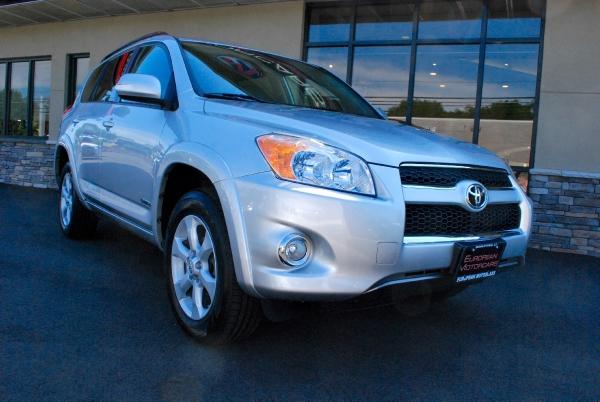 2009 Toyota RAV4 Limited 4WD