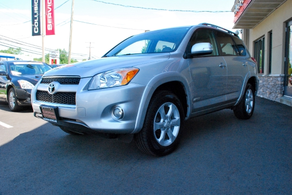 2009 Toyota Rav4 Limited 4wd For Sale Near Middletown Ct