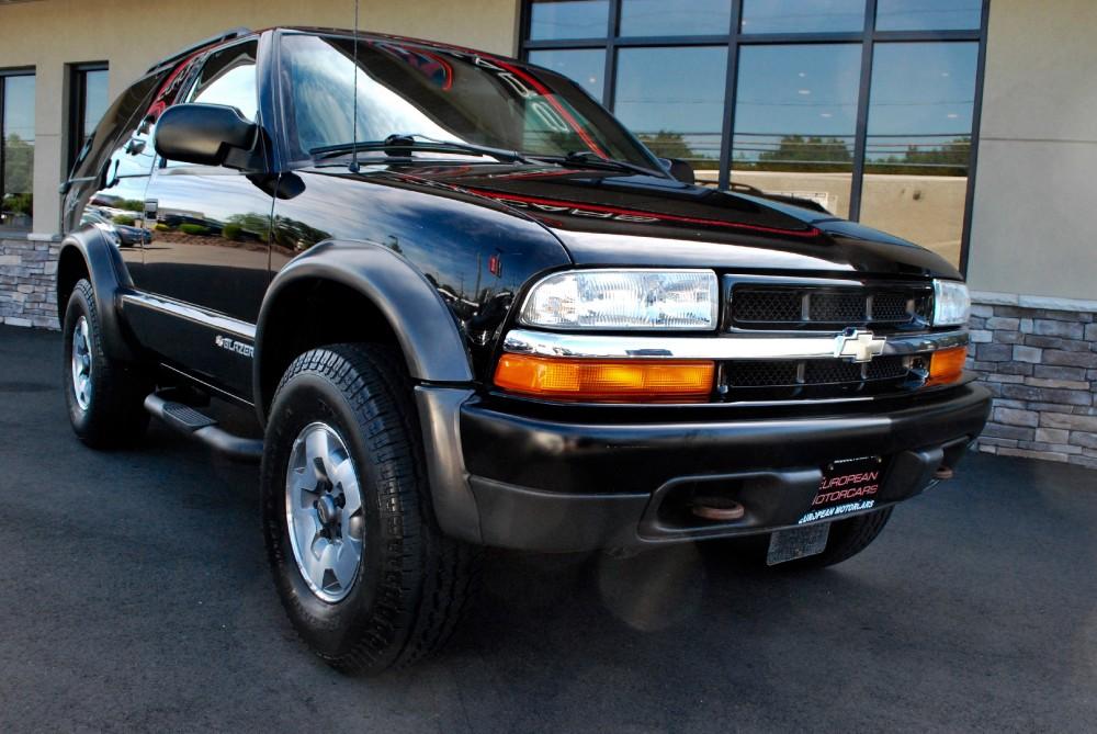 2002 Chevrolet Blazer ZR2 Off-Road LS for sale near ...