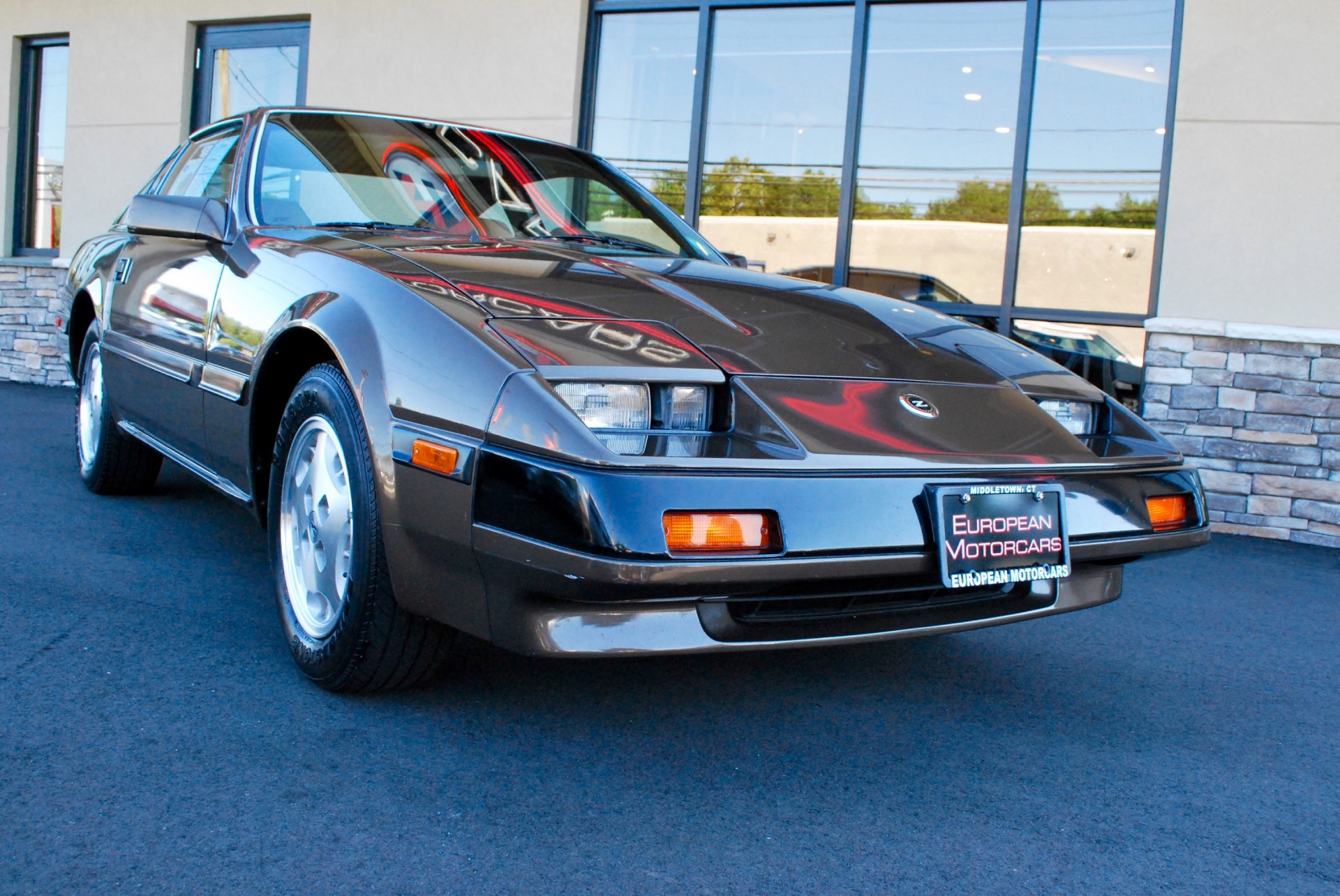 1985 nissan 300zx for sale near middletown ct ct nissan dealer stock 071775. Black Bedroom Furniture Sets. Home Design Ideas