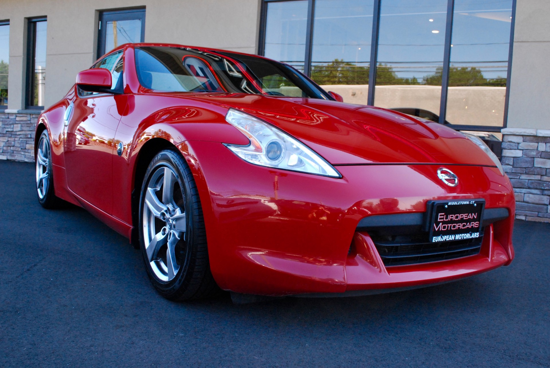 2009 nissan 370z for sale near middletown ct ct nissan. Black Bedroom Furniture Sets. Home Design Ideas