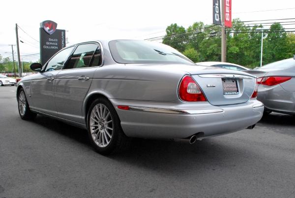 2007 Jaguar Xj Series Xj8 For Sale Near Middletown Ct