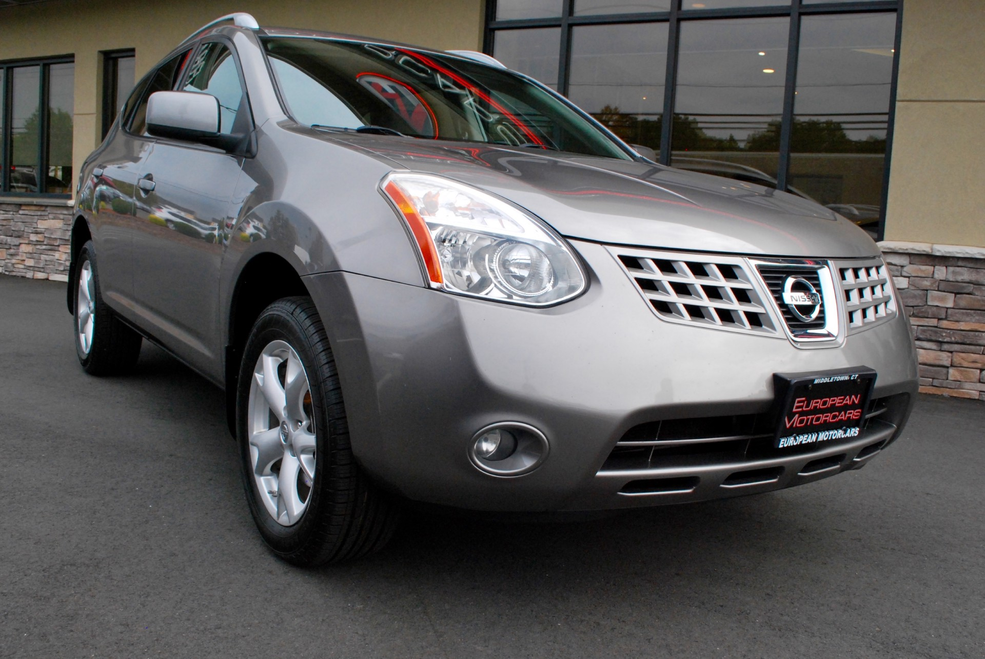 2009 nissan rogue sl awd for sale near middletown ct ct. Black Bedroom Furniture Sets. Home Design Ideas