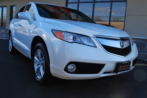 2013 Acura RDX Base w/Tech