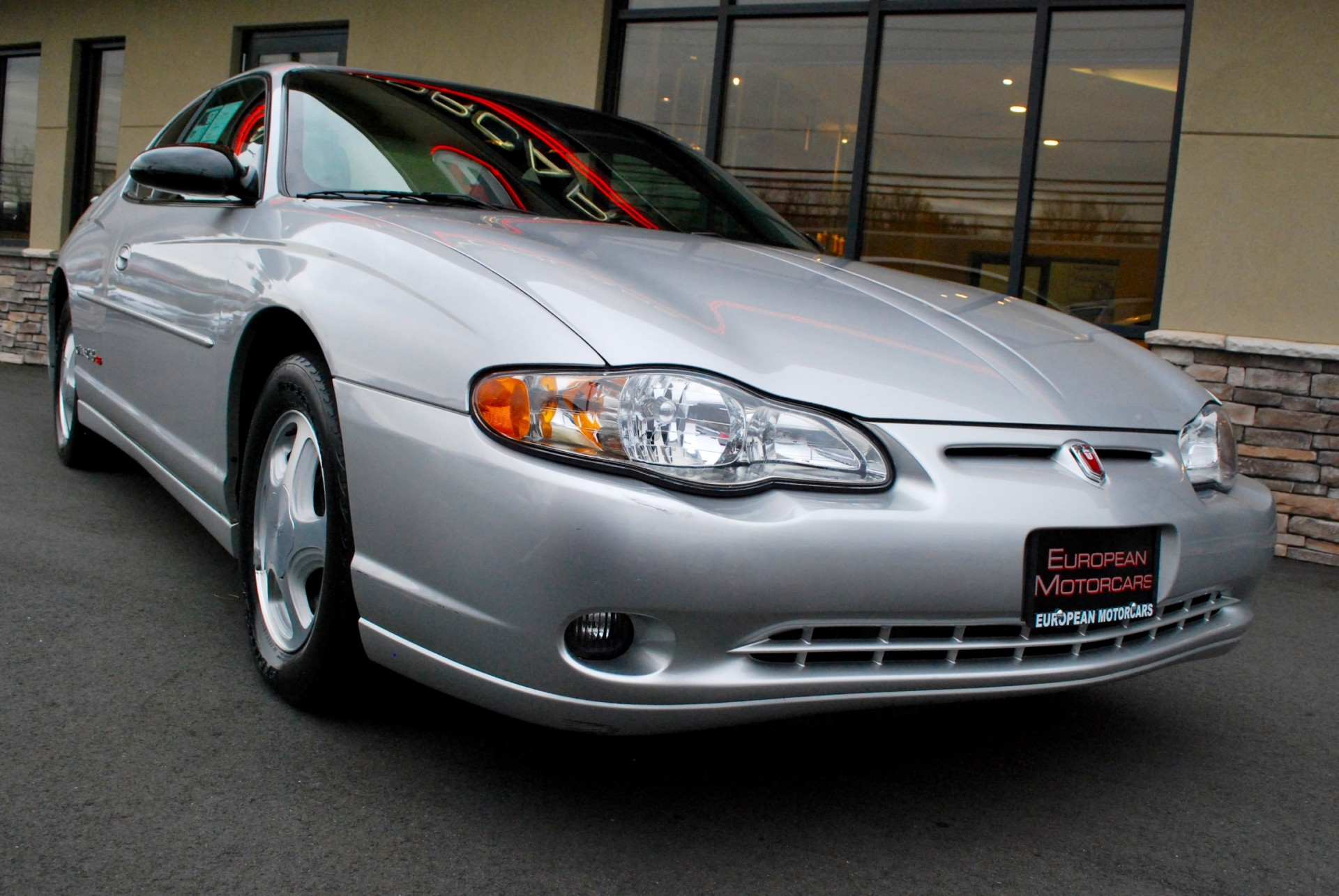 2002 chevrolet monte carlo ss for sale near middletown ct. Black Bedroom Furniture Sets. Home Design Ideas