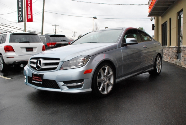2013 mercedes benz c class c350 pano 4matic for sale near for Euro motorcars mercedes benz