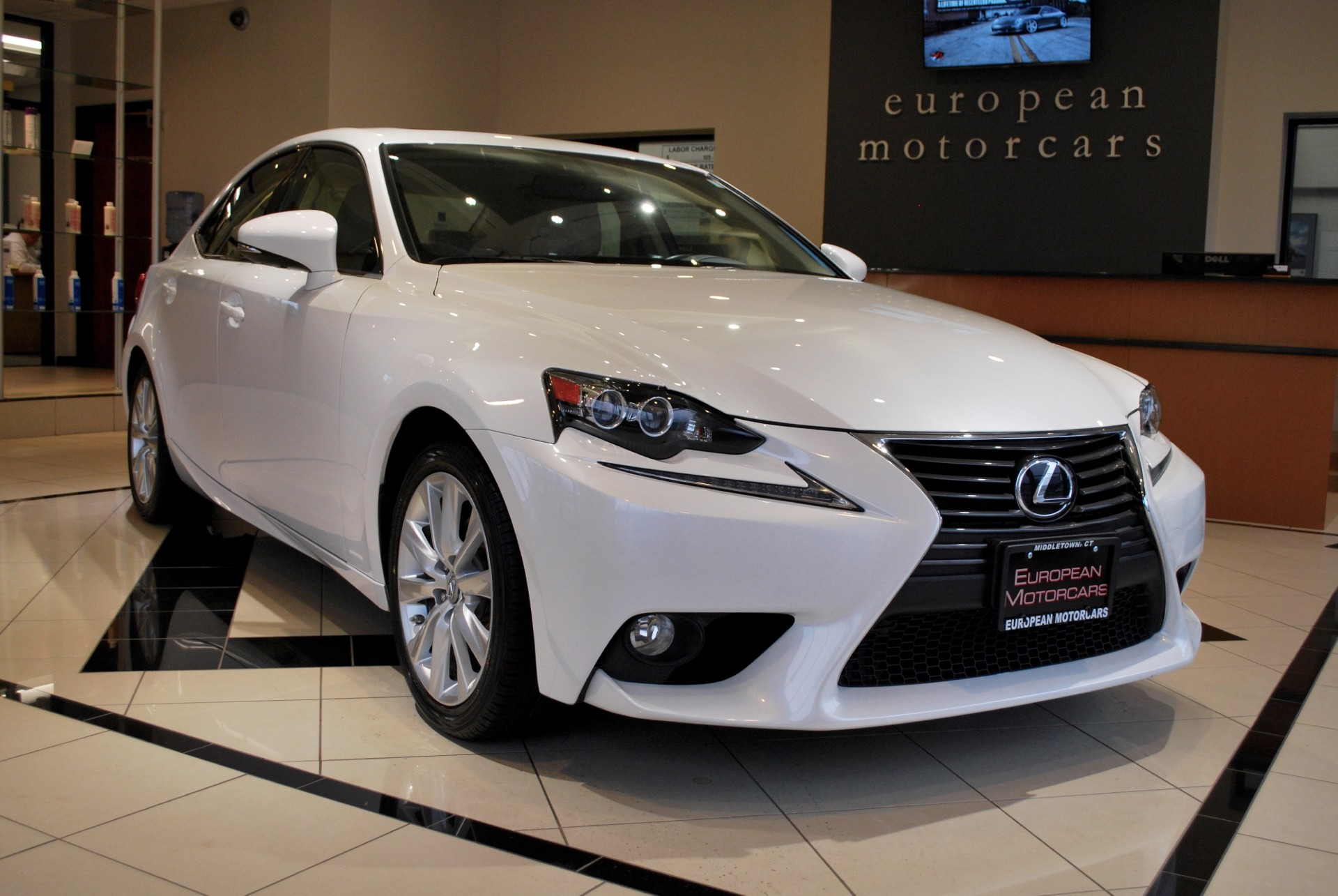 2014 lexus is 250 awd for sale near middletown ct ct lexus dealer stock 009023. Black Bedroom Furniture Sets. Home Design Ideas