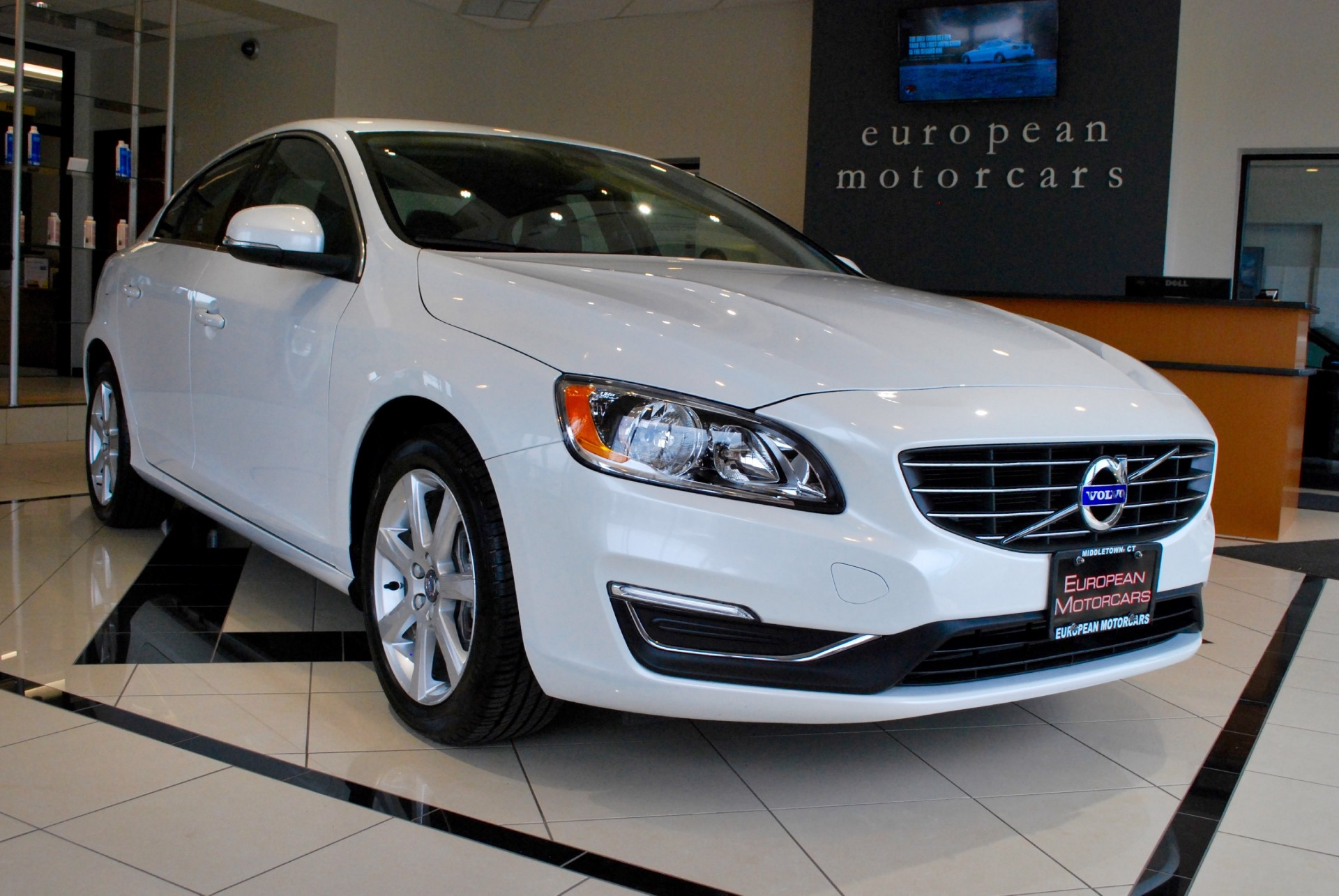 2016 Volvo S60 AWD T5 Premier for sale near Middletown, CT | CT Volvo Dealer - Stock # 390684