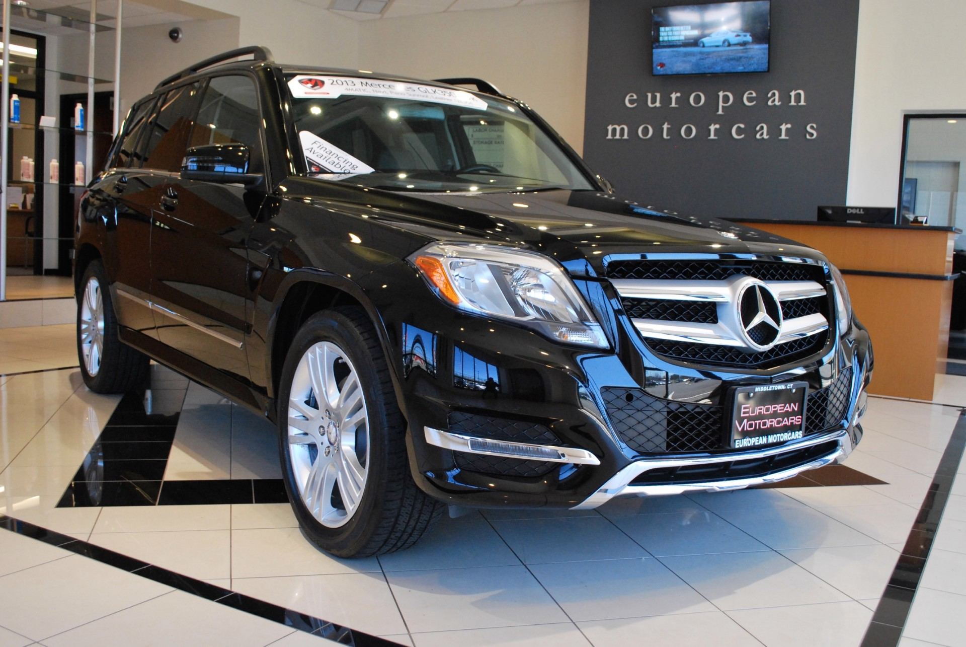 2013 mercedes benz glk glk350 4matic for sale near for Euro motorcars mercedes benz