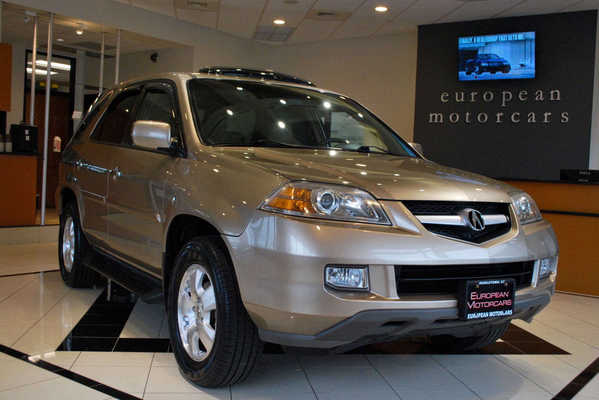2006 acura mdx for sale near middletown ct ct acura dealer stock 534350. Black Bedroom Furniture Sets. Home Design Ideas