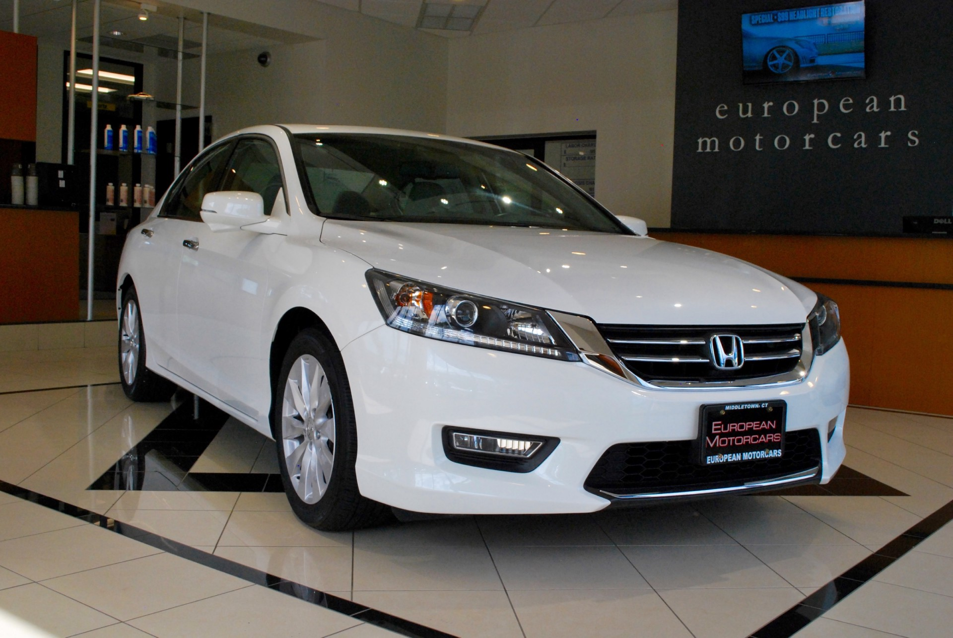 2013 honda accord sedan ex l for sale near middletown ct ct honda dealer stock 236366. Black Bedroom Furniture Sets. Home Design Ideas