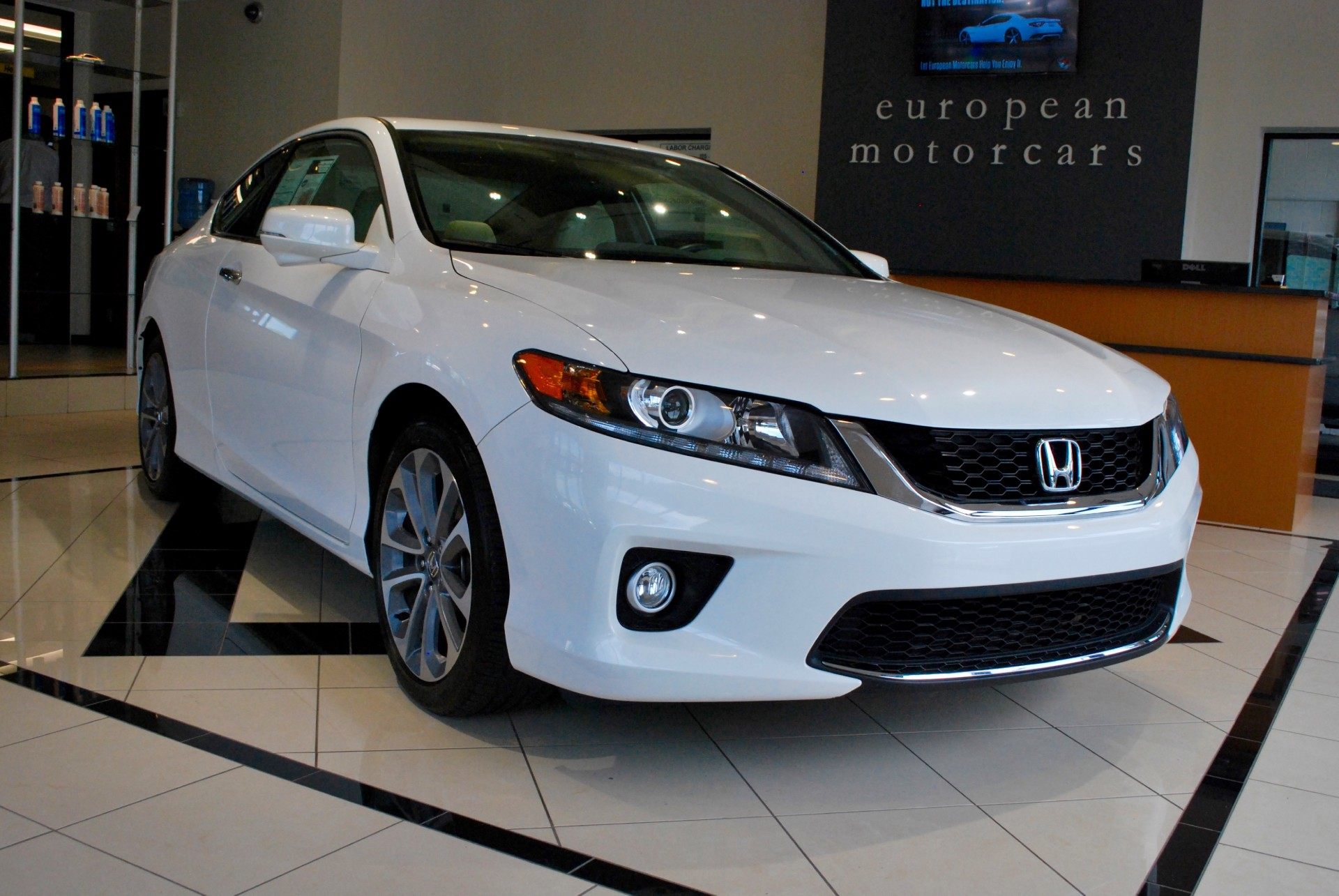 2014 honda accord coupe ex l v6 for sale near middletown