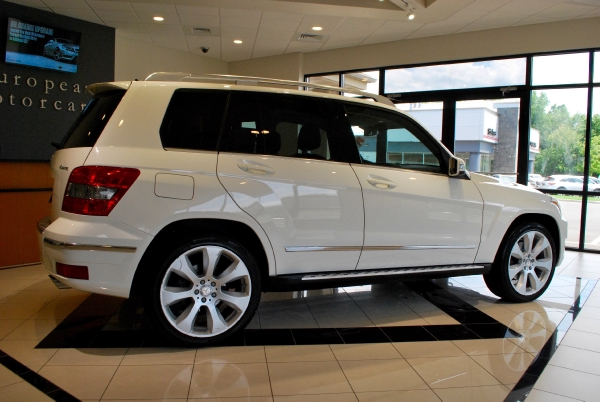 2010 mercedes benz glk glk350 4matic for sale near for Euro motorcars mercedes benz