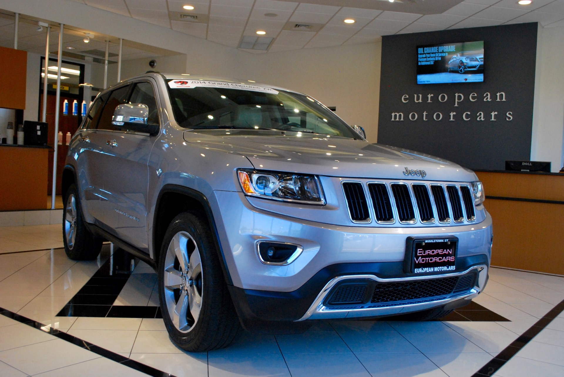 2014 Jeep Grand Cherokee Limited For Sale Near Middletown Ct Ct Jeep Dealer Stock 210047