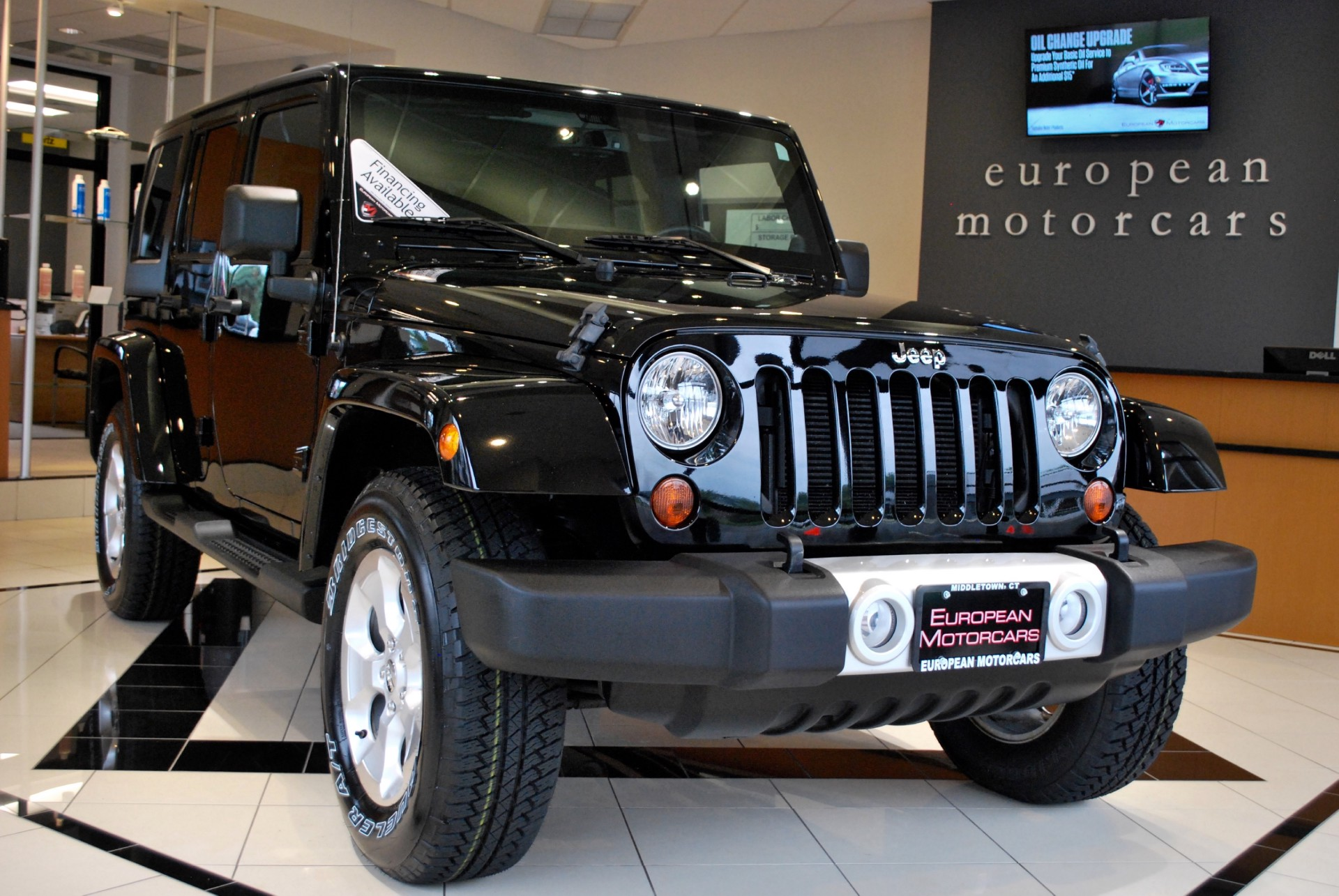 2013 jeep wrangler unlimited sahara for sale near middletown ct ct jeep dealer stock 504214. Black Bedroom Furniture Sets. Home Design Ideas