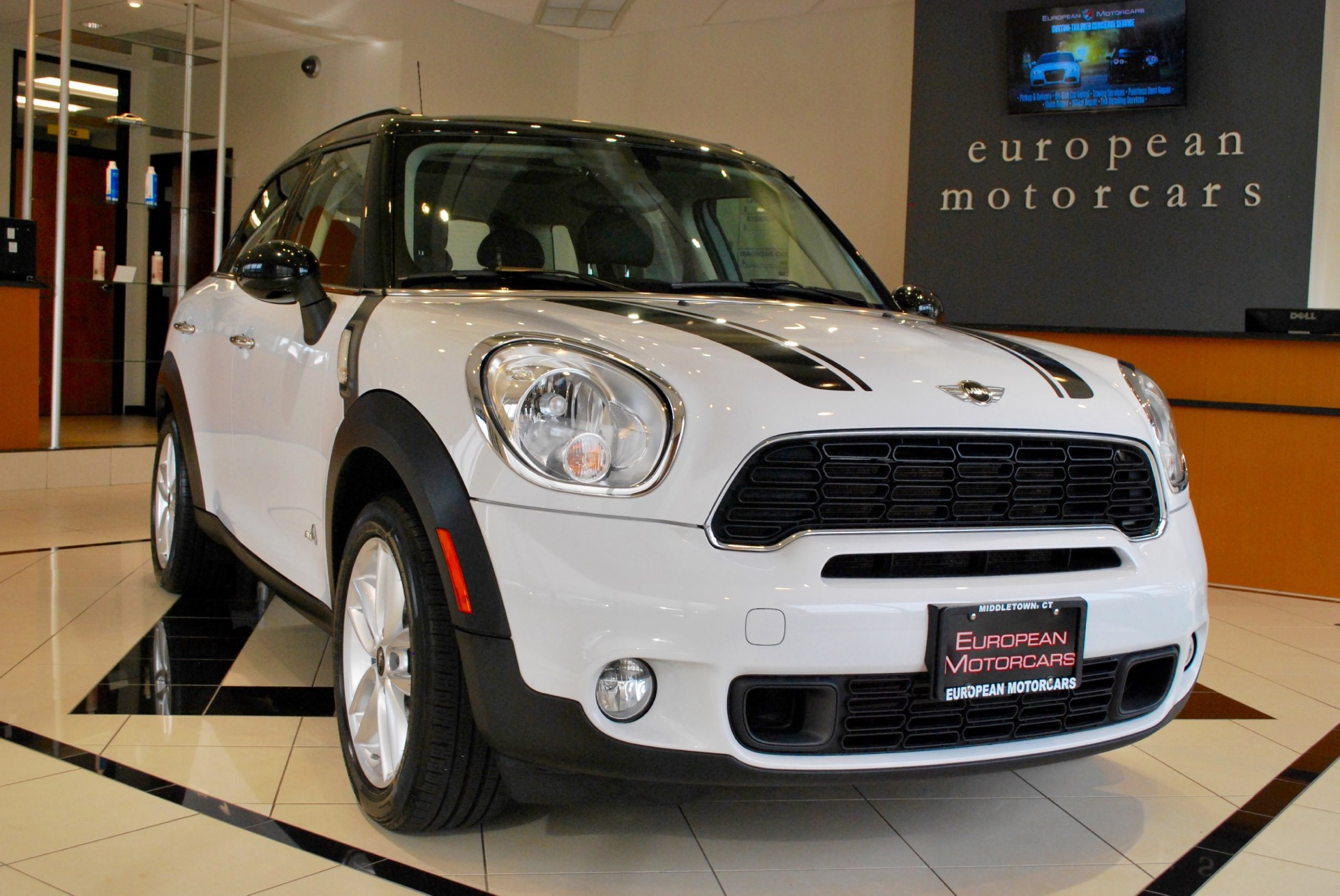 2014 mini countryman cooper s all4 for sale near middletown ct ct mini dealer stock m17345. Black Bedroom Furniture Sets. Home Design Ideas