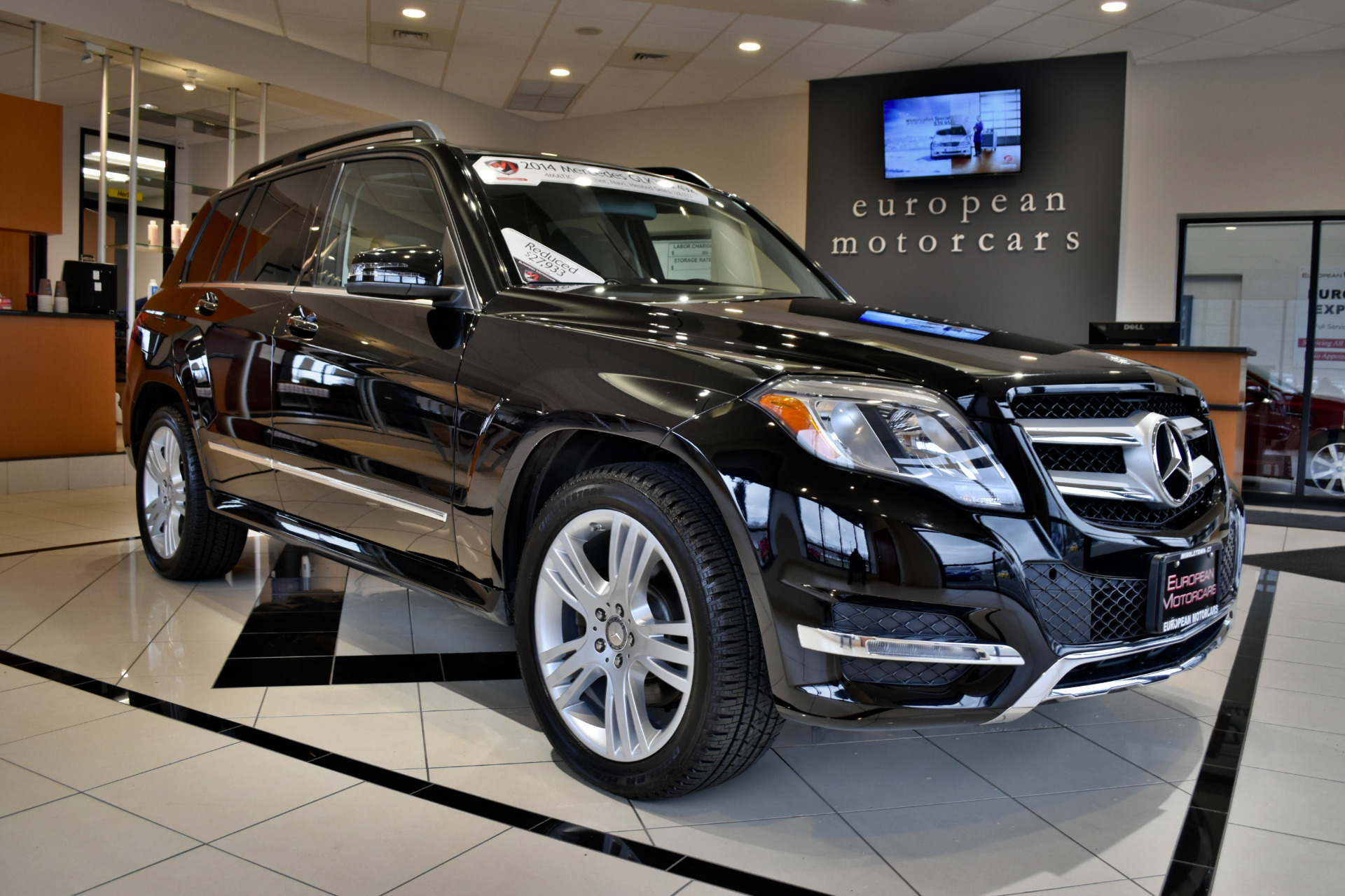 2014 mercedes benz glk glk350 4matic for sale near for Euro motorcars mercedes benz