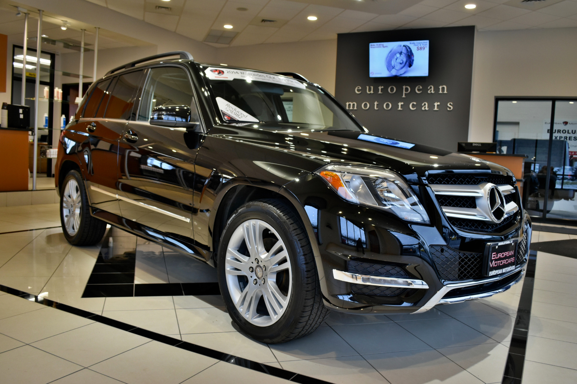 2014 mercedes benz glk 350 4matic for sale near middletown for Euro motorcars mercedes benz