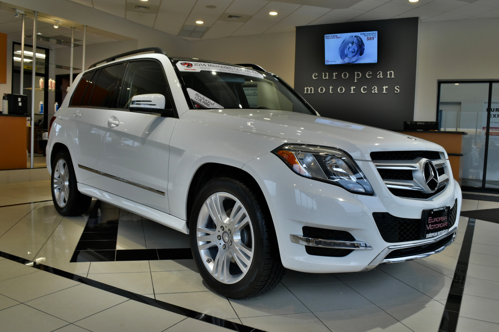 2014 Mercedes Benz Glk 350 4matic For Sale Near Middletown