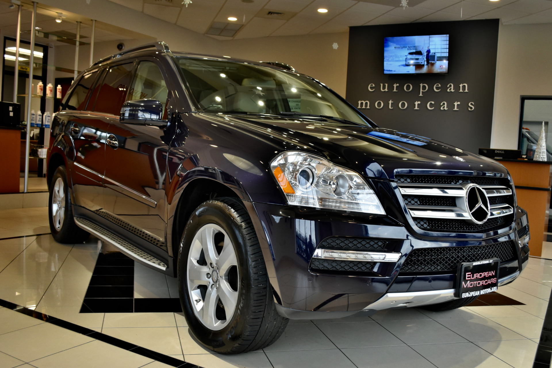 2012 mercedes benz gl class gl450 4matic for sale near for Euro motors collision center