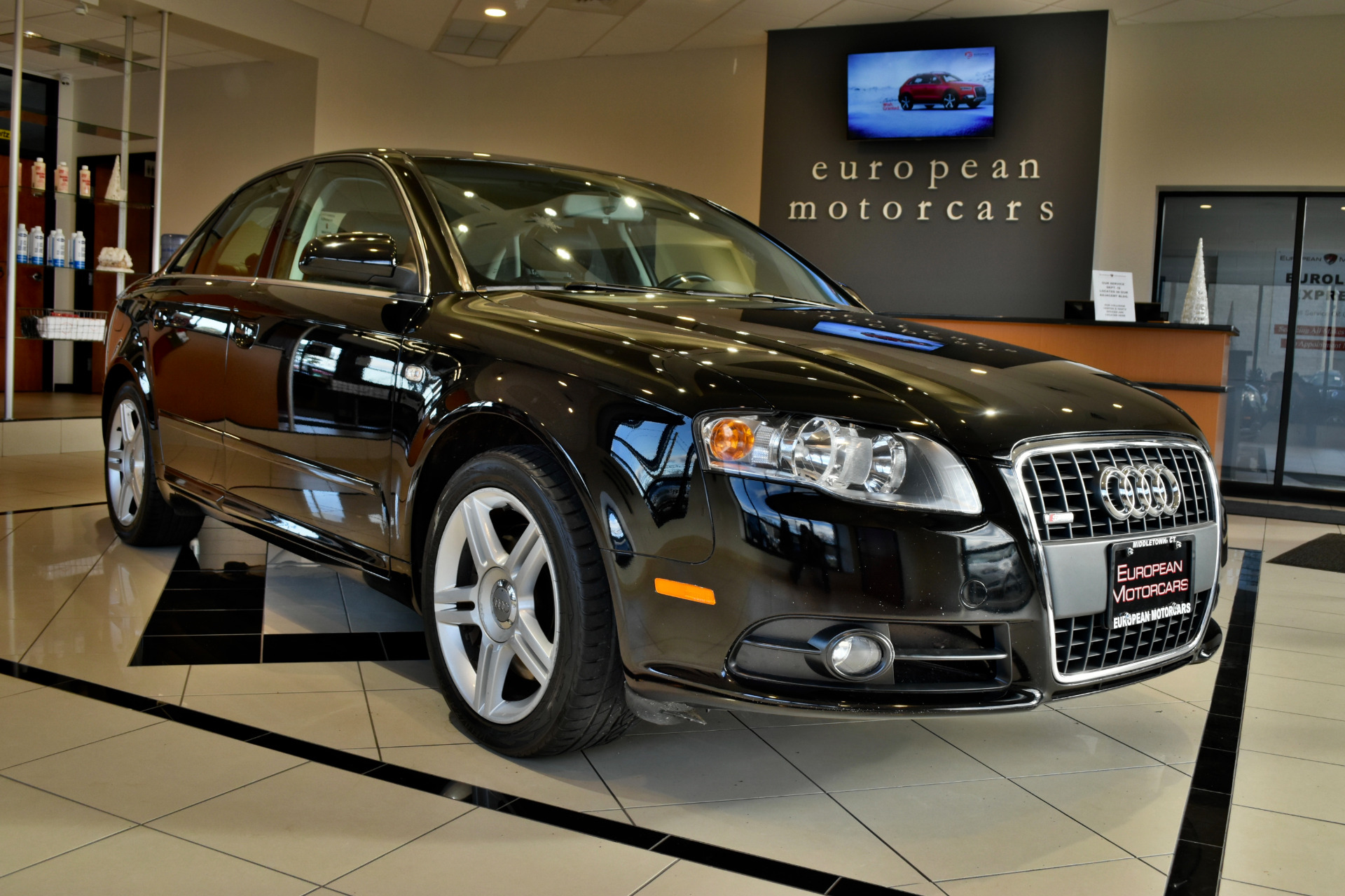 2008 audi a4 2 0t quattro for sale near middletown ct for Euro motors collision center