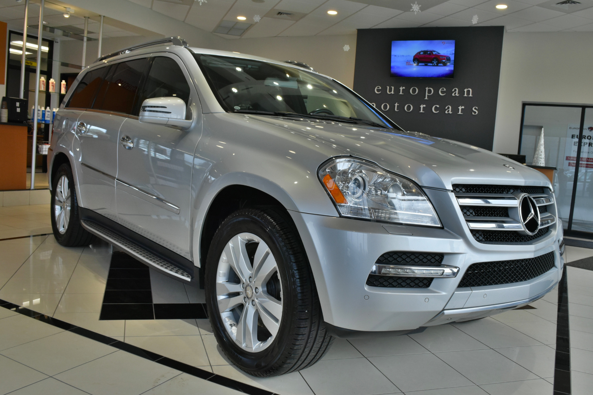 2012 mercedes benz gl class gl450 4matic for sale near
