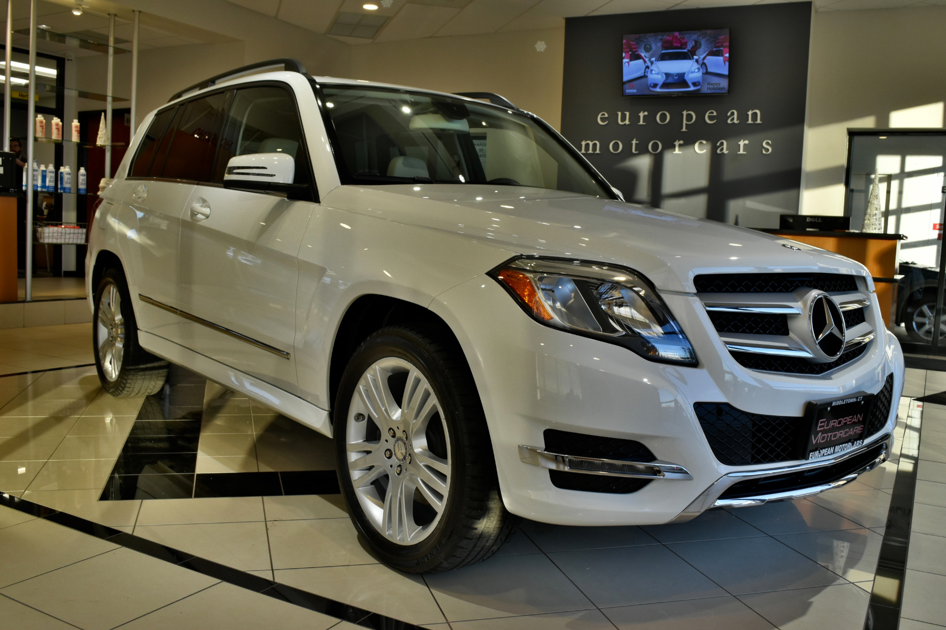 2014 mercedes benz glk glk250 bluetec for sale near for Euro motorcars mercedes benz