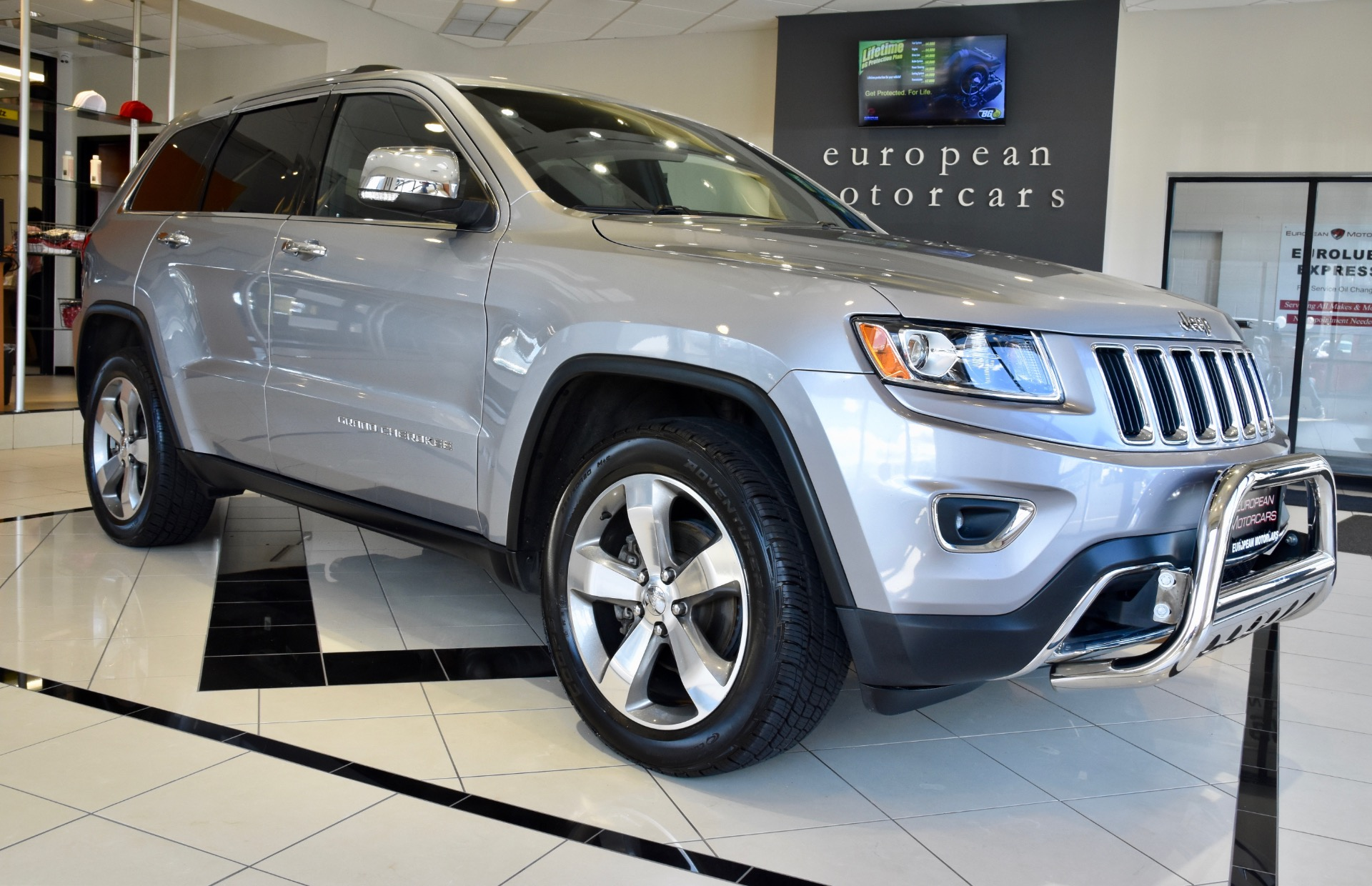 2014 jeep grand cherokee limited for sale near middletown ct ct jeep dealer stock 238066. Black Bedroom Furniture Sets. Home Design Ideas