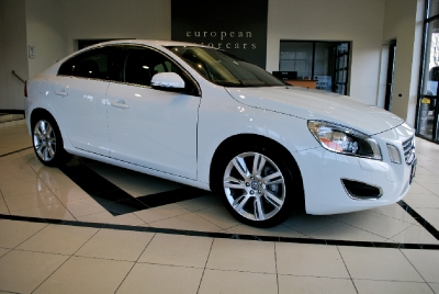 2012 Volvo S60 T6 All Wheel Drive