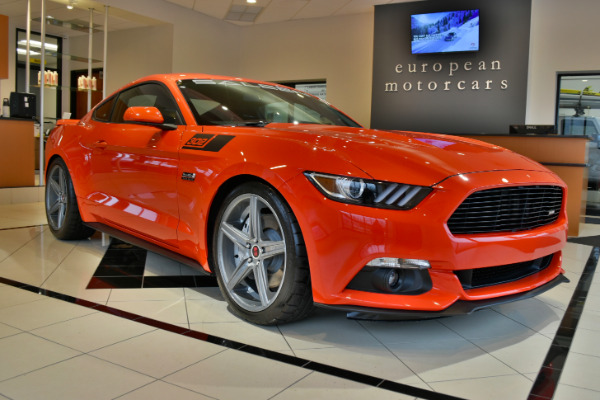 2015 Ford Mustang Saleen 302 White Label #47