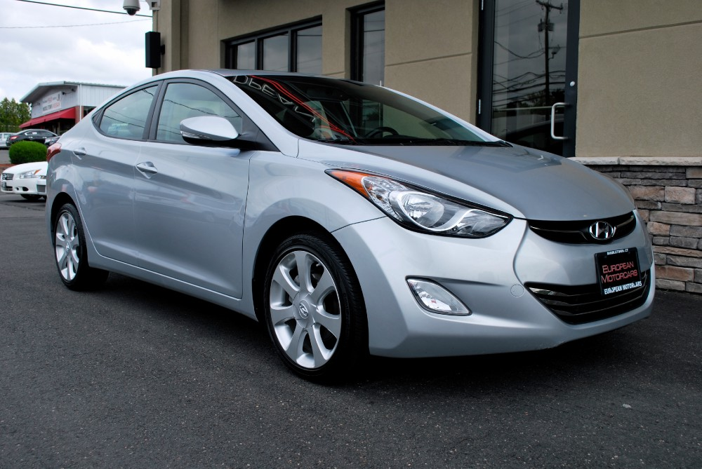 2012 hyundai elantra limited for sale near middletown ct. Black Bedroom Furniture Sets. Home Design Ideas
