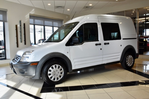 2010 Ford Transit Connect Cargo Van Xl For Sale Near