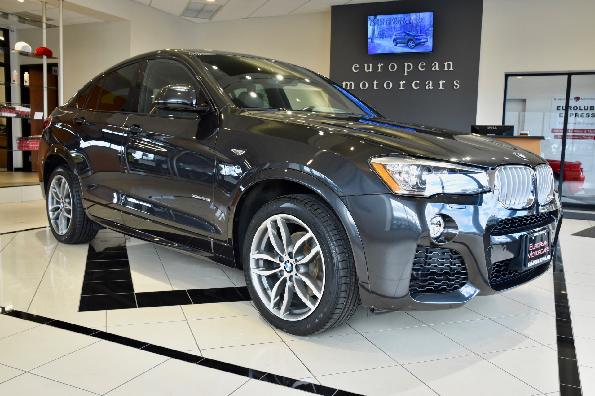 2015 bmw x4 xdrive35i for sale near middletown ct ct. Black Bedroom Furniture Sets. Home Design Ideas
