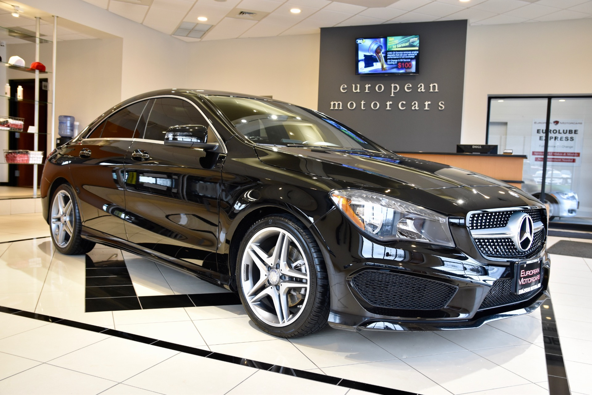 2015 mercedes benz cla cla 250 4matic for sale near for Euro motorcars mercedes benz