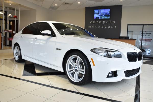 2016 BMW 5 Series Turbo  Diesel
